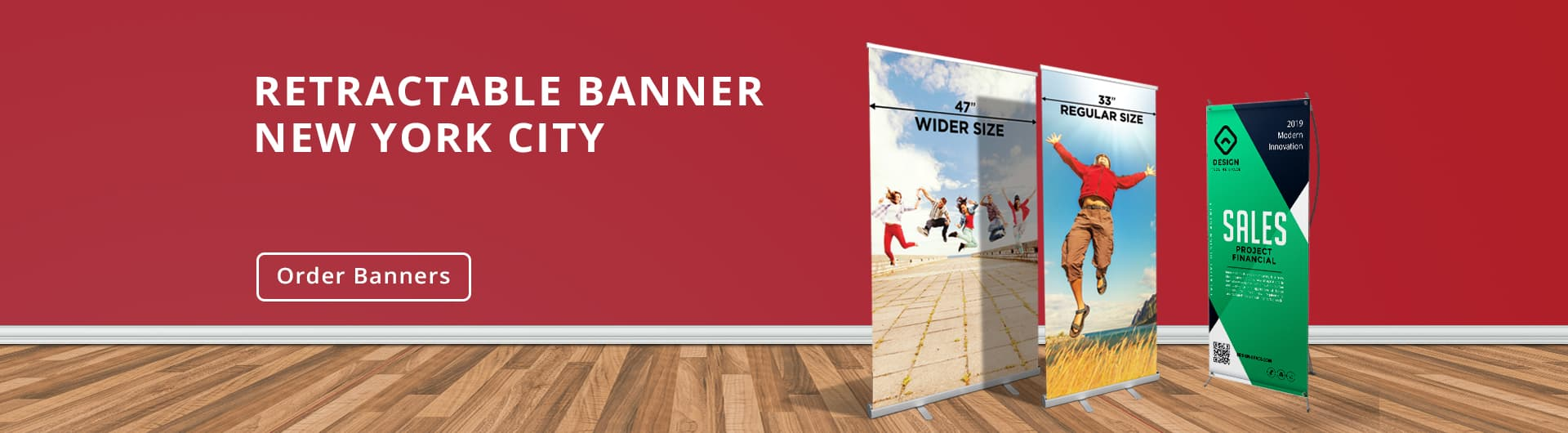 Retractable Banners NY