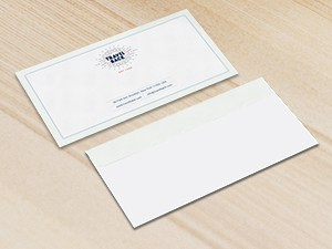 Rush #10 Envelopes