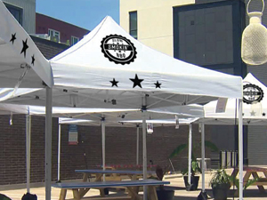 10'x10' Eco Popup Canopy Tent